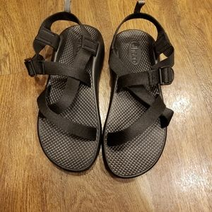 Women's Black Chacos